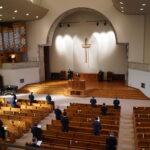 東日本大震災10年追悼礼拝